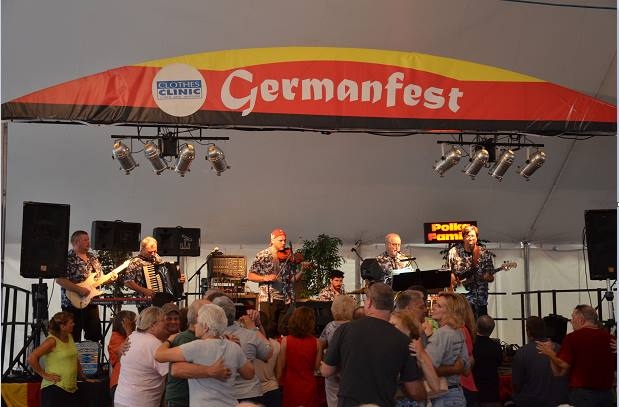 West Bend German Fest 2018